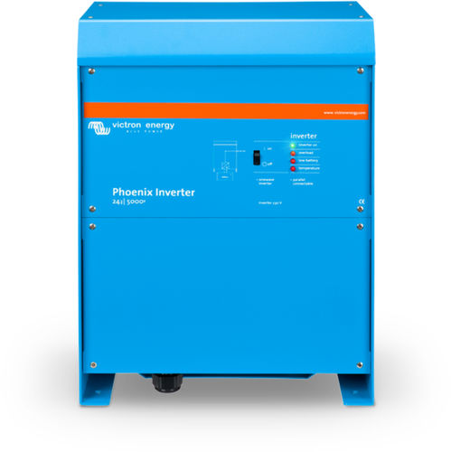 電圧変換器 / DC / AC / 海用