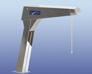 ボート用ダビット / 油圧