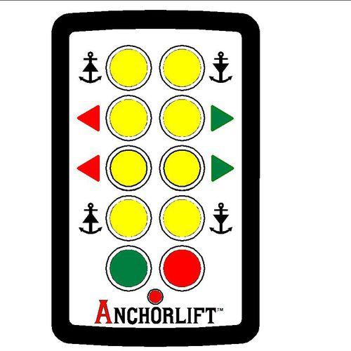 揚錨機無線リモコン / スクリュー用 / ボート用