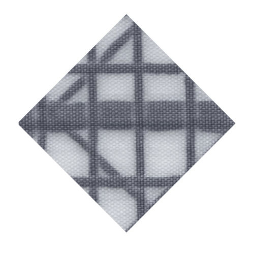 ラミネート・ダブルサイド・タフタ帆布 / クルージング / Technora® / 炭素