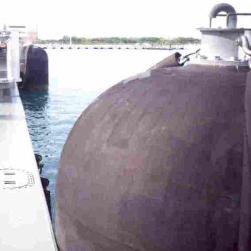 港湾用防舷物 / ドック用 / 空気 / 油圧空気圧