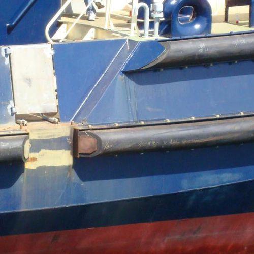 タグボート防舷物 / 長方形