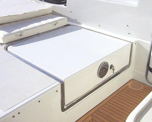 下降ドア / ボート用 / ヨット用 / 側面開き