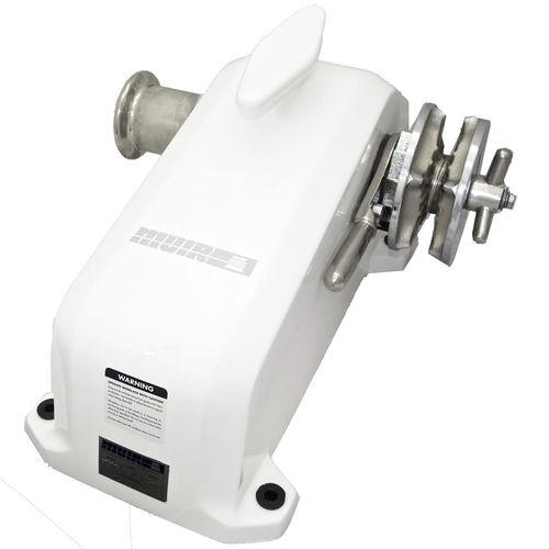 油圧巻き上げ機 / ボート用 / 横型 / ダブルドラム