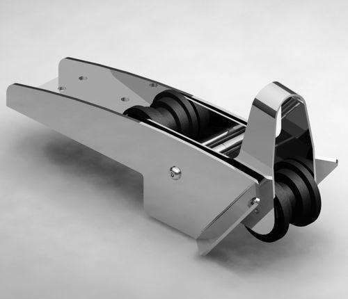 ローラー鉗子 / ステンレススチール製