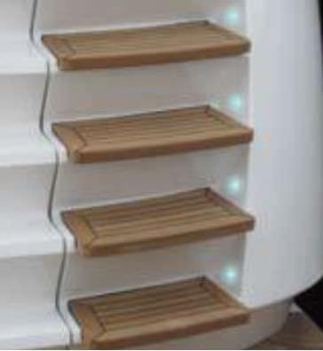 バニティライト / 屋外用 / 船舶用 / 階段用