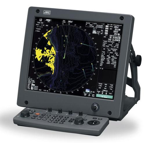 船用レーダー