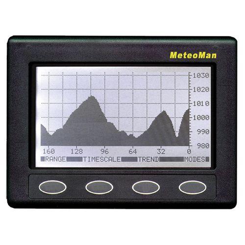 デジタル自記気圧計