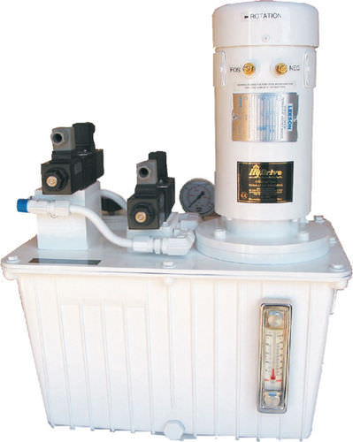 ボート用油圧ユニット / 自動パイロット用 / 電動