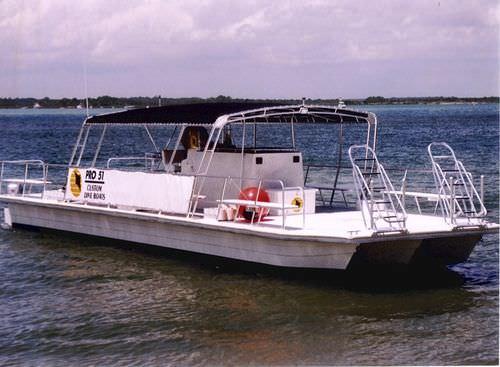 遊覧船業務用ボート