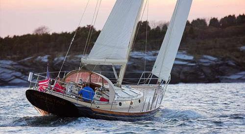 伝統的帆船 / セントラル コックピット