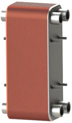 シェルアンドチューブ熱交換器 / ボート用