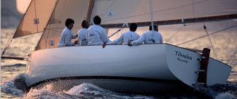伝統的ヨット