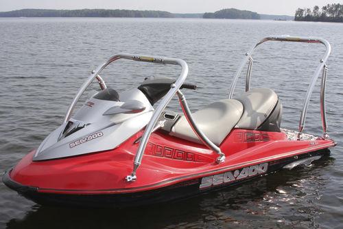 ボート用ロールバー