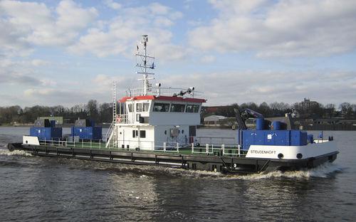 浚業船多目的船