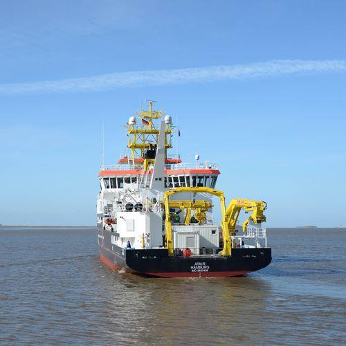 水路調査船