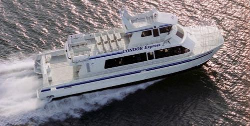 遊覧船 / カタマラン / インボードウォータージェット / アルミ製