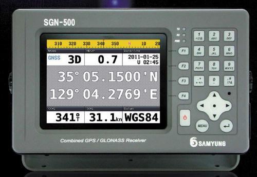 船用受信機 / GPS / GLONASS