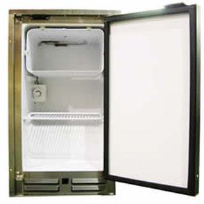 ボート用冷凍庫 / はめ込み式 / ステンレス製