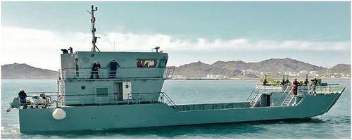 上陸用舟艇専用船