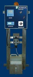 給水水質制御システム