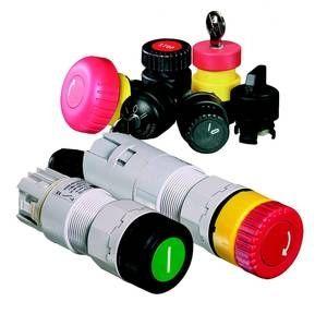 船用スイッチ / プッシュ式ボタン / 電気回路用