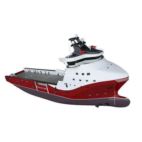 プラットフォームの供給 - PSVオフショア支援船