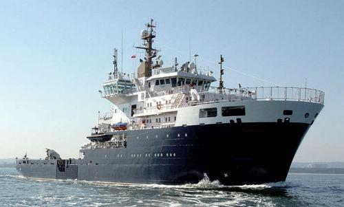 監視船多目的船
