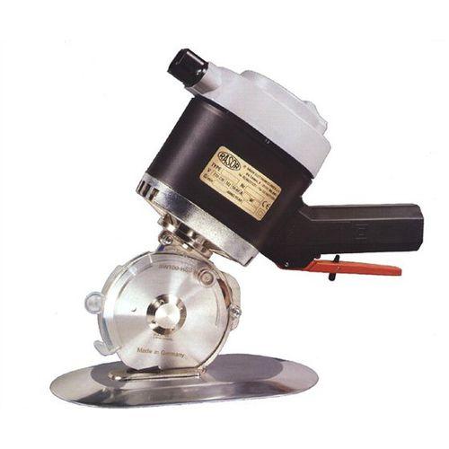 回転ナイフ切断機 / 電動 / 空気圧 / 布