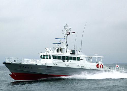 漁業保護者専用船
