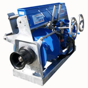漁船用ウィンチ / トロール網 / 油圧モーター