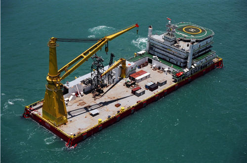 重量貨物専用船