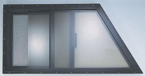 台形窓 / ボート用 / スライド式