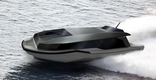 客船業務用ボート