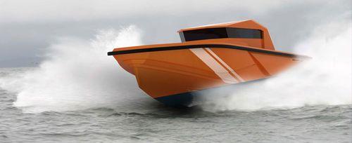 救助船業務用ボート / 船内機