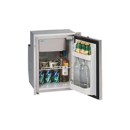 ボート用冷蔵庫 / はめ込み式 / ステンレススチール製 / コンプレッサー式