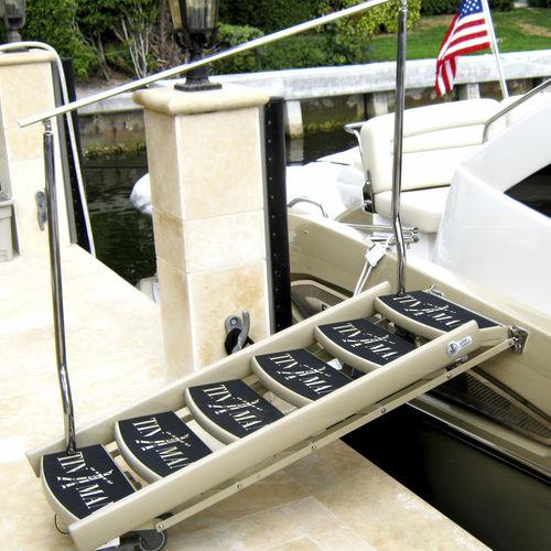 ヨット用階段