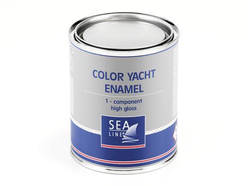 レジャーボート用塗料 / 1液型 / トップコート / 高光沢