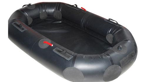 ボート用救命ボート / 膨張式