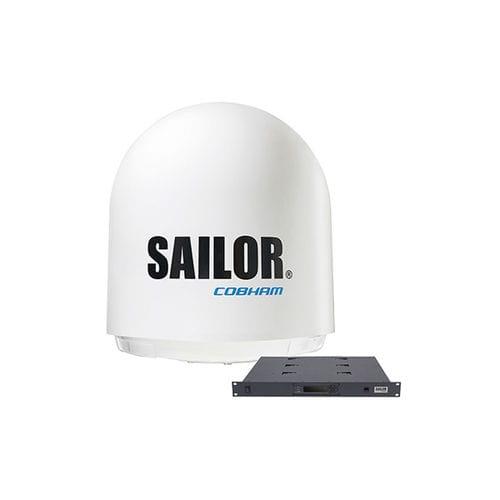 VSATアンテナ / Satcom / ボート用 / レードーム