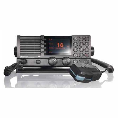 ボート用ラジオ / 固定 / VHF / IPX8