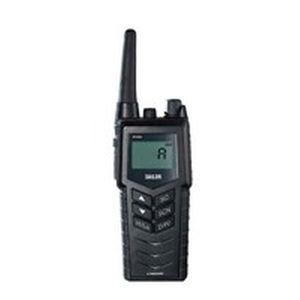 海用ラジオ / ポータブル / UHF用 / IP67