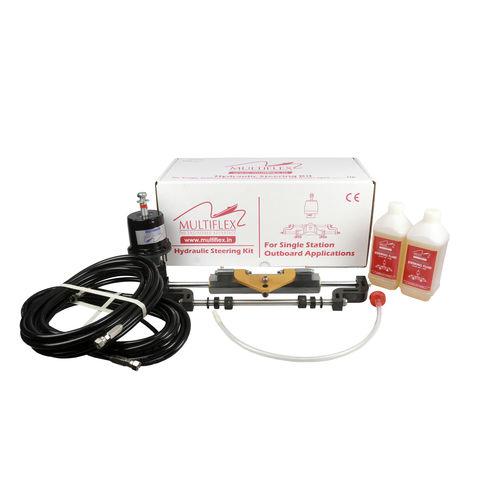 モーターボート用ステアリングシステム / 油圧式