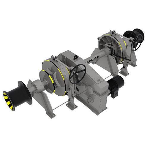 漁船用ウィンチ / アンカー用 / 油圧モーター