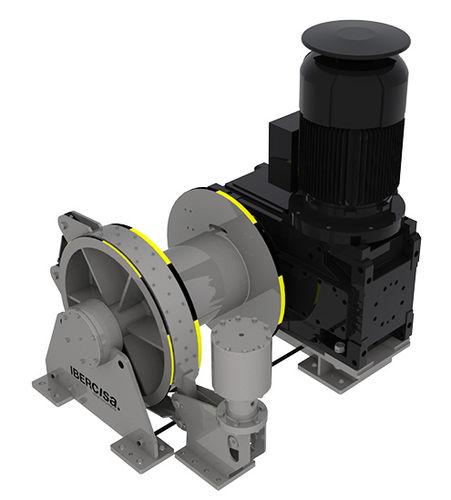 漁船用ウィンチ / 牽引用 / 油圧モーター
