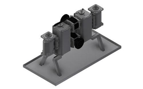 重油供給システム / 暖房 / 濾過 / 船用