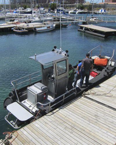 オフショアサービス船 / インボードウォータージェット