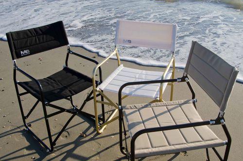 ボート用折りたたみ椅子 / 折畳み / アルミニウム製