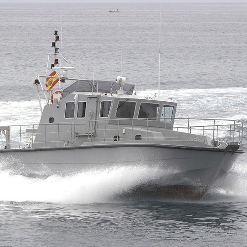 監視船業務用ボート