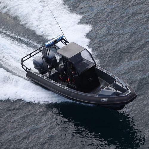 乗組員ボート業務用ボート